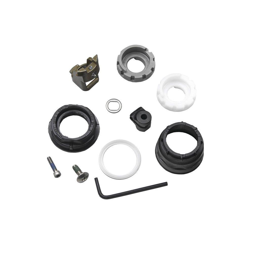 MOEN Handle Mechanism Kit for 7400/7600 Series Kitchen Faucets-93980 ...