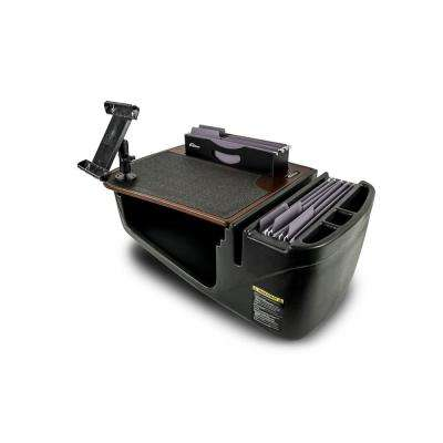 Efficiency FileMaster Mahogany with Built-In Power Inverter and iPad/Tablet Mount