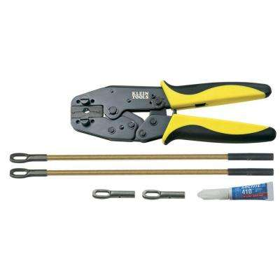 Fiberglass Fish Tape Repair Kit