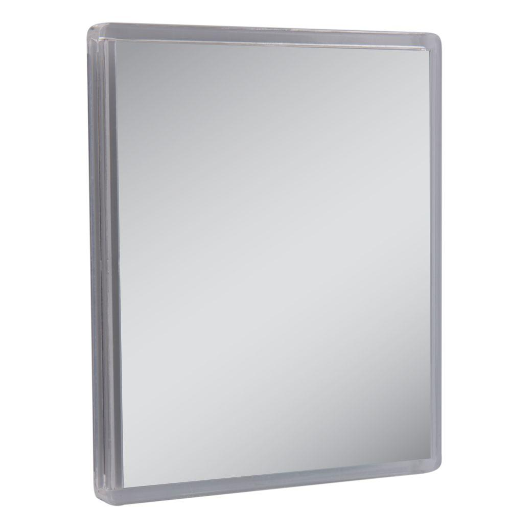 Exceptionnel Fog Free Suction Cup Mirror In Clear