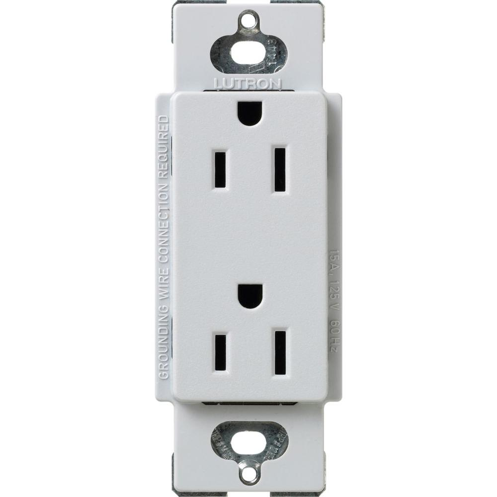 Red - Electrical Outlets & Receptacles - Wiring Devices & Light ...