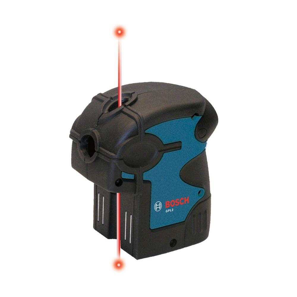 Bosch Factory Reconditioned 2-Point Self Leveling Laser Level