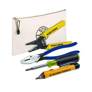 5-Piece Klein Tools Tool and Test Set