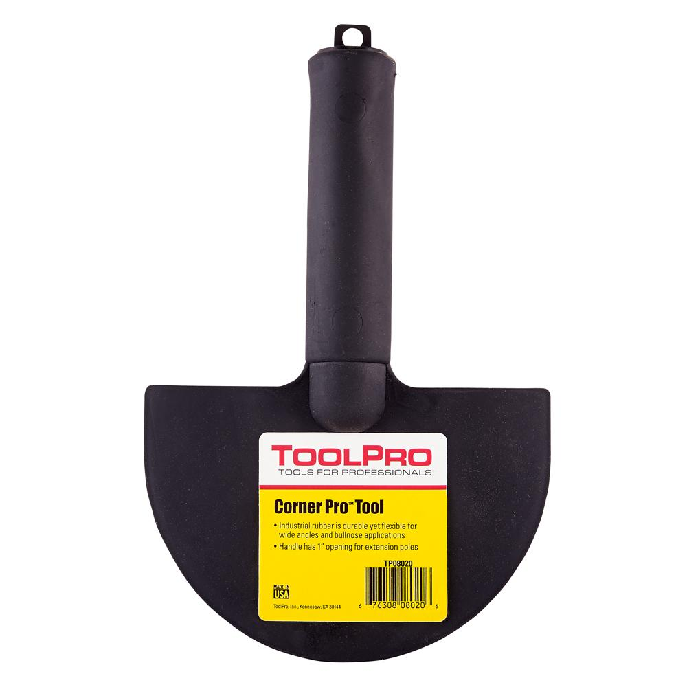 Toolpro Flexible Black Rubber Corner