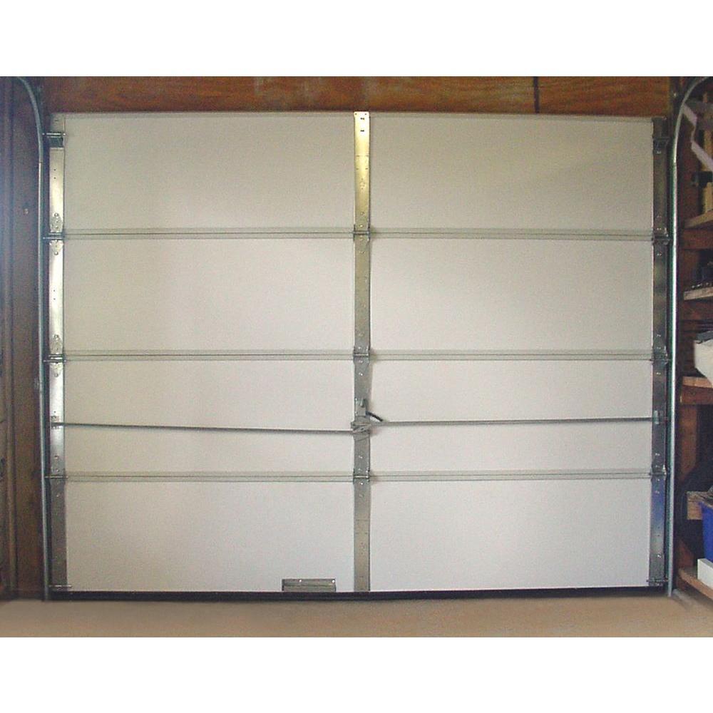 Garage Door Insulation Panel Kit 8 Pieces Easy Install