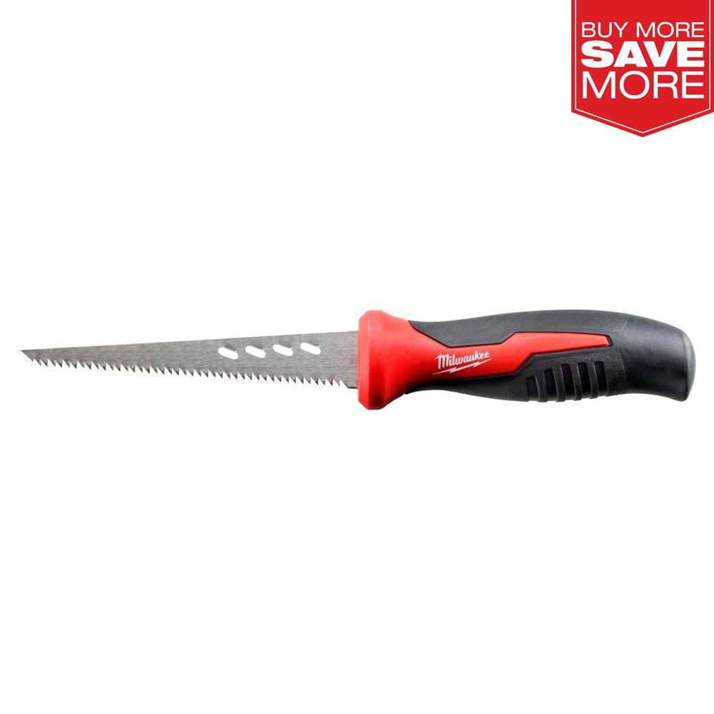Milwaukee 6 In Jab Saw With Plastic Handle 48 22 0304 The Home Depot