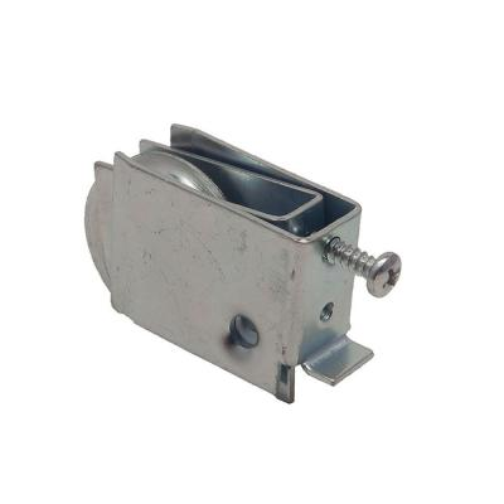 1-1/2 in. Steel Wheel Lumidor Sliding Glass Door Roller Assembly