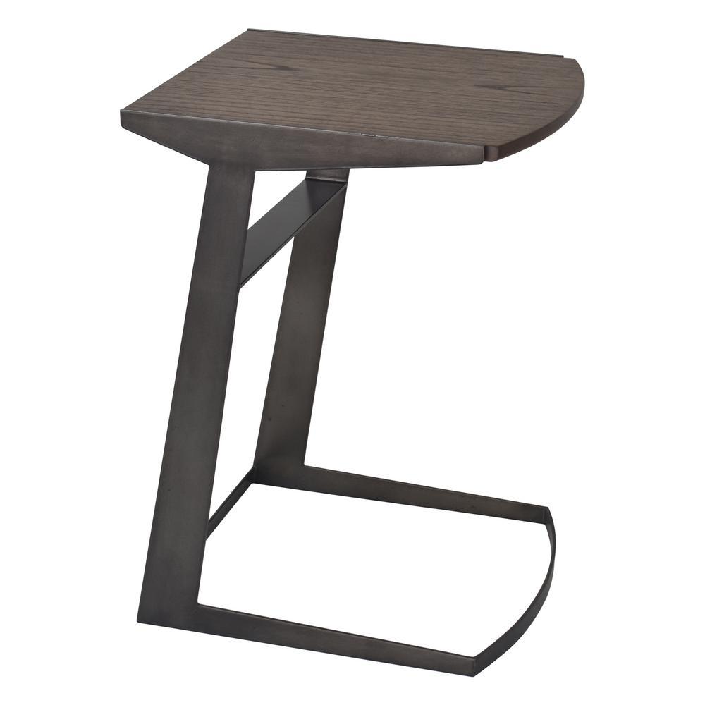 Hopper Grey C-Table