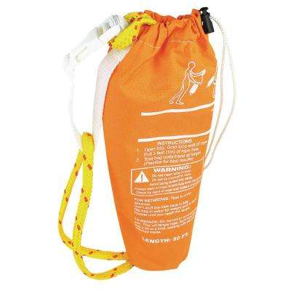 Rescue Line Throw Bag