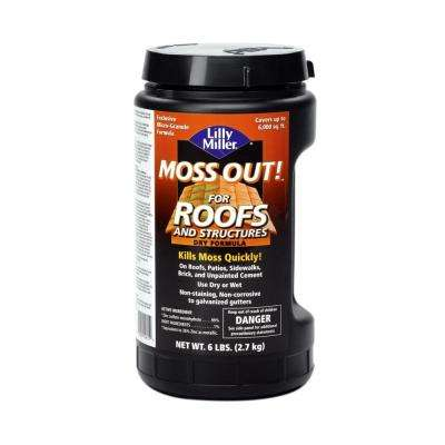 6 lb. Moss Out! for Roofs and Structures
