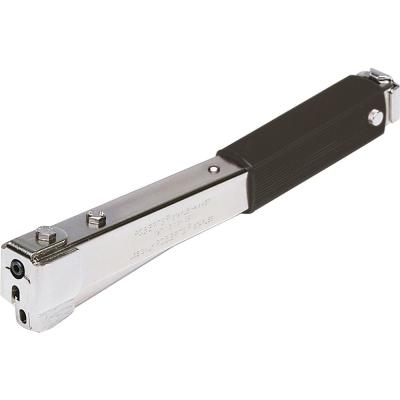 Durable Steel Staple Hammer with 160 Staple Capacity for 3/8 in. Divergent Point or Chisel Point Staples