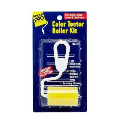 2-Piece Color Tester Roller Kit