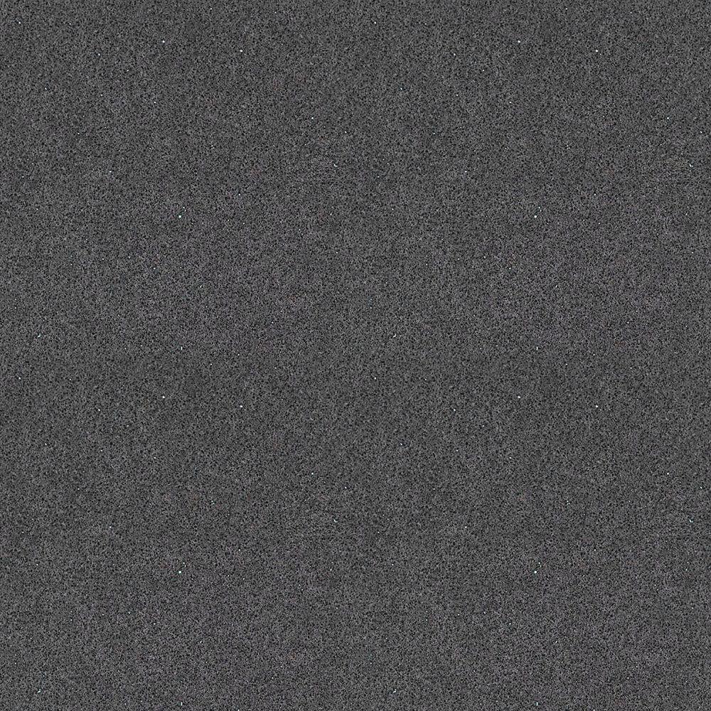 FORMICA 5 In. X 7 In. Laminate Countertop Sample In Paloma Dark Gray With