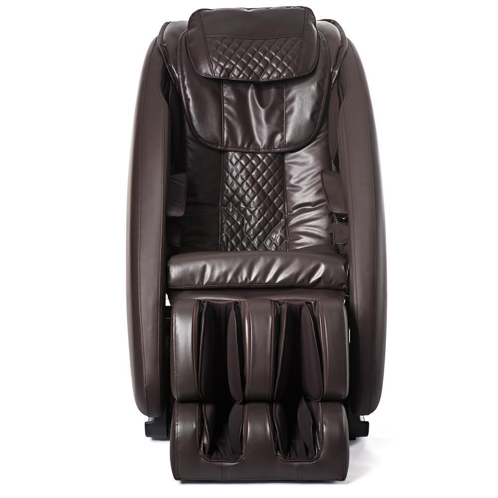 Inner Balance Wellness Ji Brown Modern Synthetic Leather Premium Zero Wall