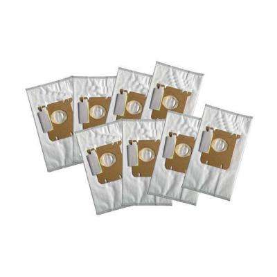 Cloth Bags Replacement for Electrolux Style S and Eureka Style OX part 61230 61230A 61230B 61230C (8-Pack)