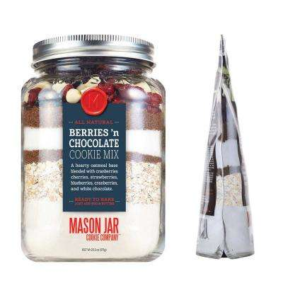 Berries N Chocolate Cookie Mix in a Softjar Pouch