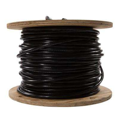 500 ft. 10/3 Black Stranded CU W/G Tray Cable