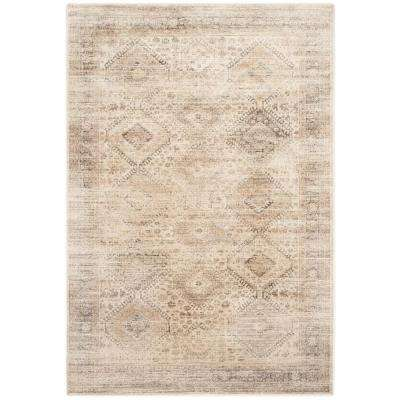 Vintage Stone 7 ft. x 9 ft. Area Rug