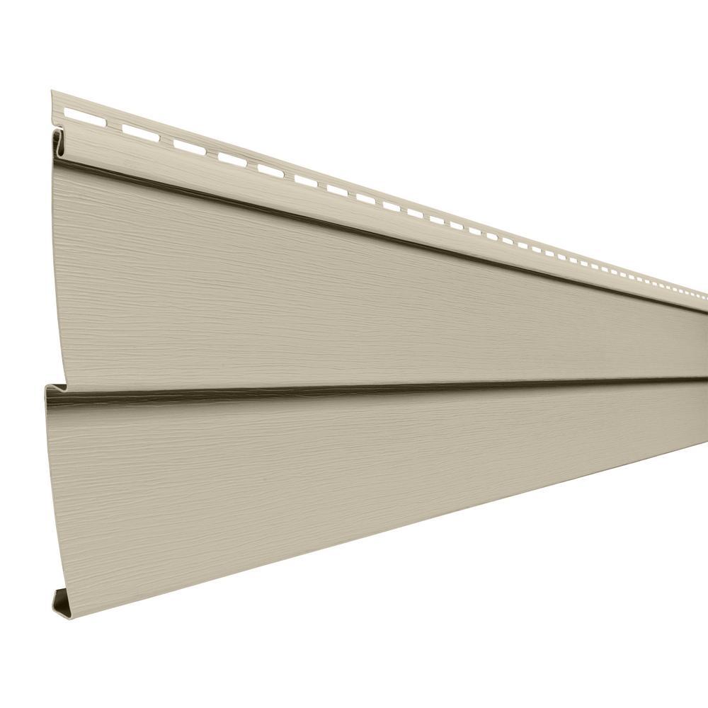 Double 4 in x 150 in wicker vinyl lap siding pc40a7h for Vinyl siding design tool