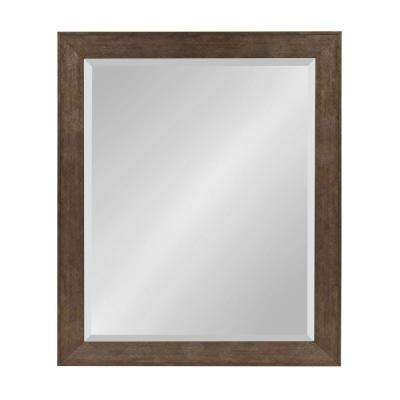 Coppell Rectangle Bronze Mirror