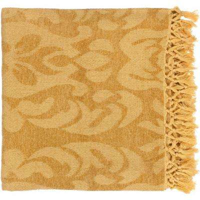 Bailey Sunflower Cellulose Throw