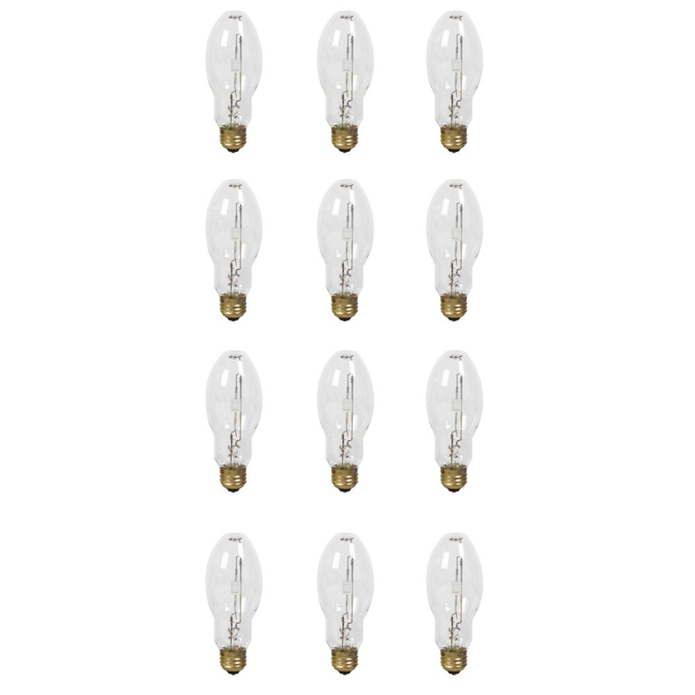 150-Watt ED17 HID MasterColor CDM Outdoor Ceramic 95-Volt Light Bulb (12-Pack)