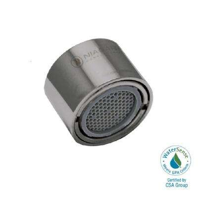1.0 GPM Tamperproof Female Thread Bubble Spray Faucet Aerator (6-Pack)