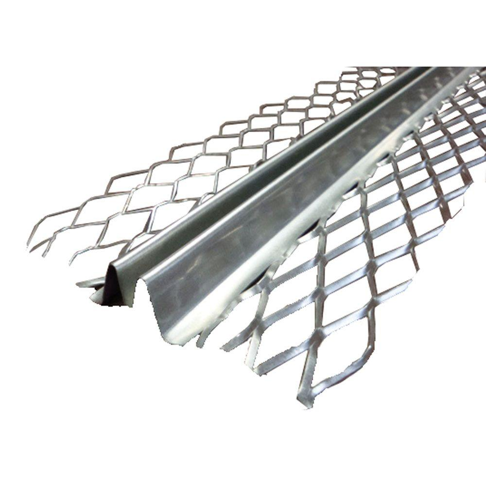 Phillips 3 4 In X 10 Ft 15 Galvanized Expansion Joint