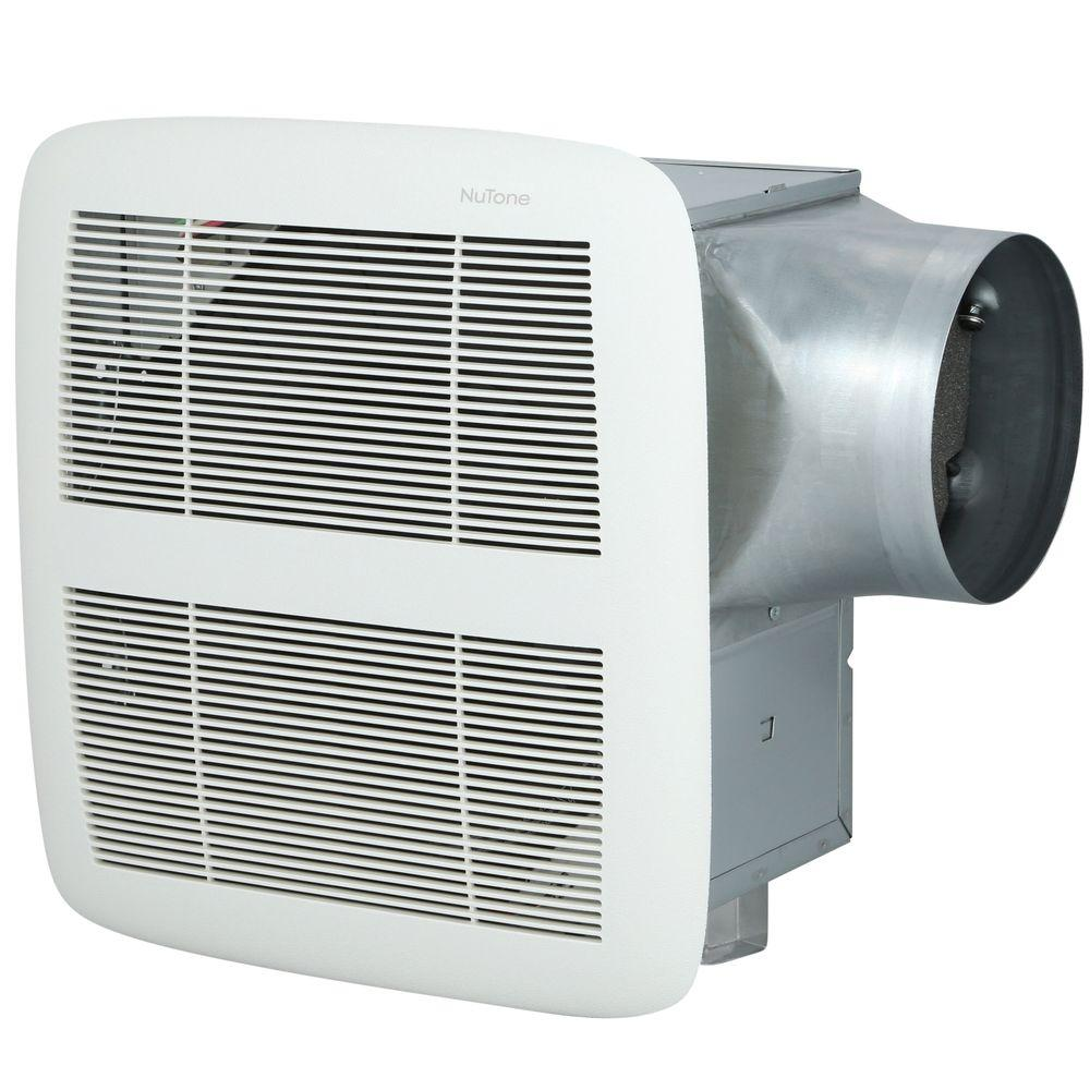 ULTRA GREEN 30 CFM to 110 CFM Ceiling Exhaust Bath Fan,