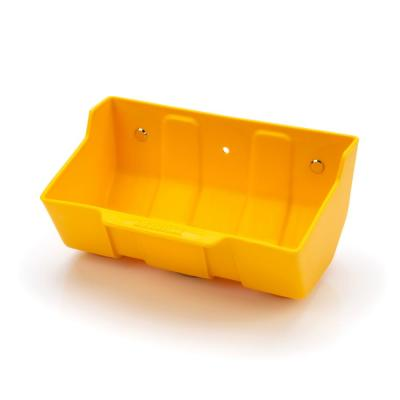 4 in. x 5 in. x 7 in. Magnetic Parts Tray / Bucket