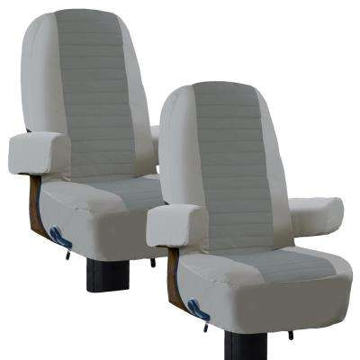 OverDrive Captain Seat Cover (2-Pack)