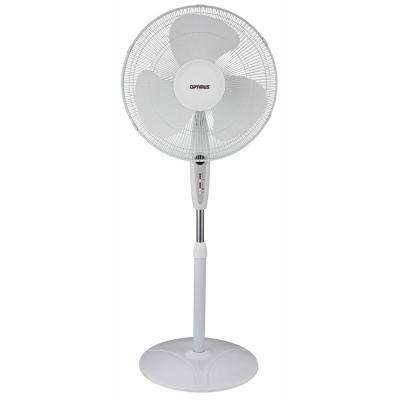 16 in. Oscillating Pedestal Fan with Remote Control