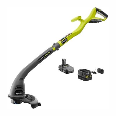 Reconditioned ONE+ 18-Volt Lithium-Ion Cordless Electric String Trimmer and Edger