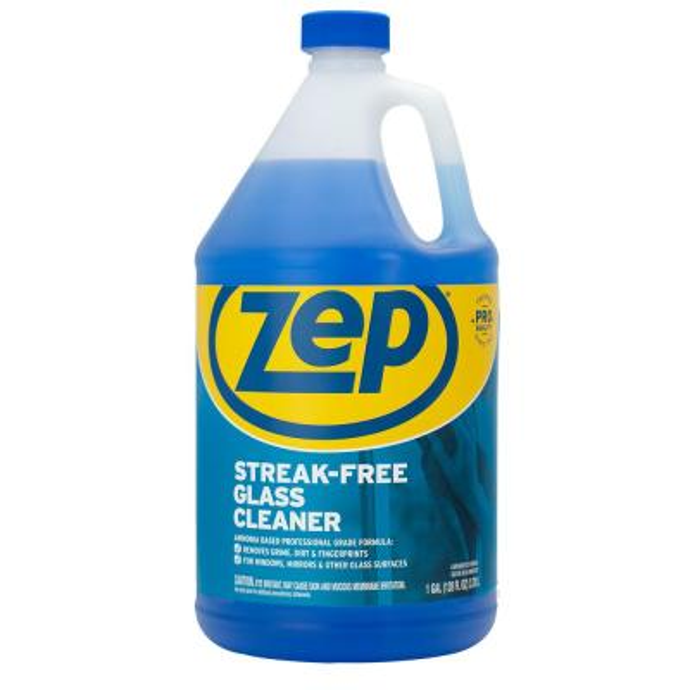 1 Gal. Streak-Free Glass Cleaner