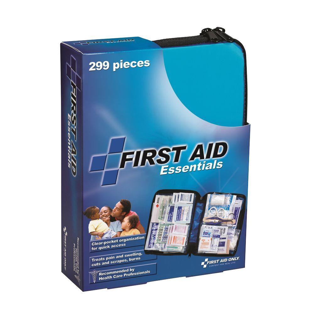 299-Piece All Purpose Essentials First Aid Kit