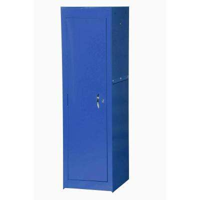 Tech Series 15.38 in. 2-Shelf Side Chest in Blue