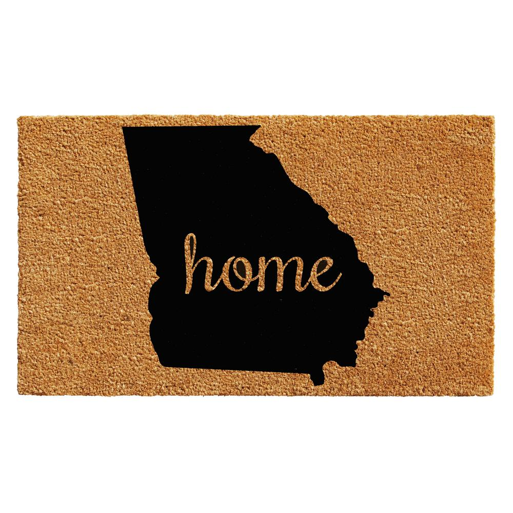 Georgia Door Mat 18 in. x 30 in.