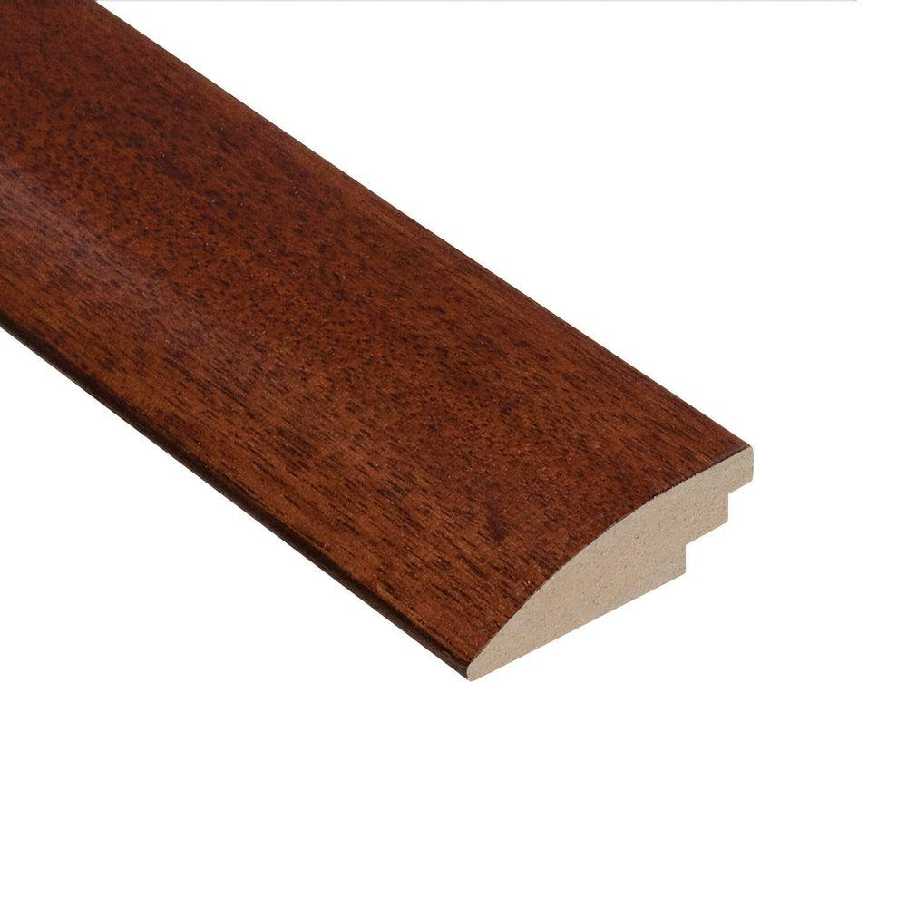 Home Legend Brazilian Cherry 3/8 in. Thick x 2 in. Wide x 78 in. Length Hardwood Hard Surface Reducer Molding