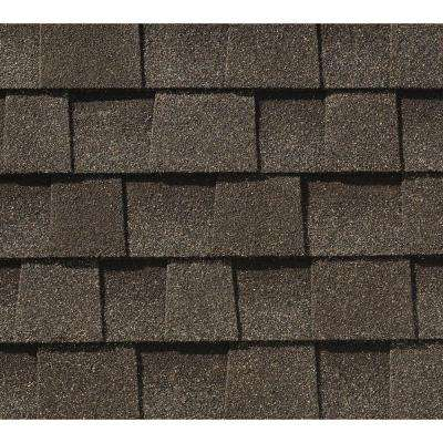 Timberline Natural Shadow Weathered Wood Lifetime Architectural Shingles (33.3 sq. ft. per Bundle)