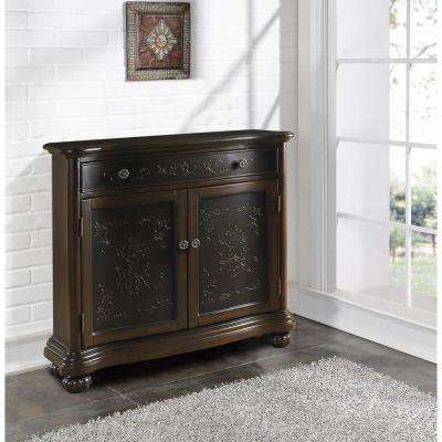 Brown Cabinet