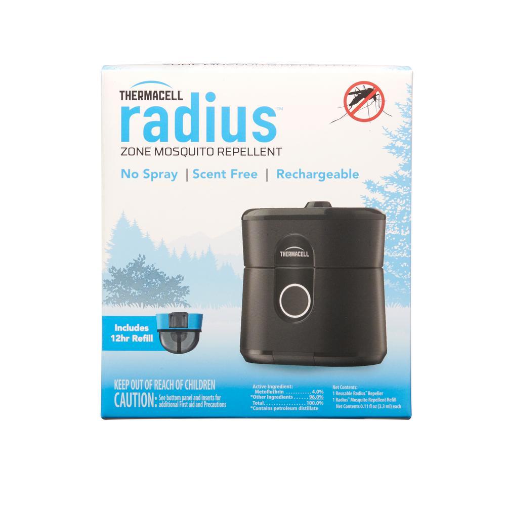 Radius Zone Mosquito Repellent Device