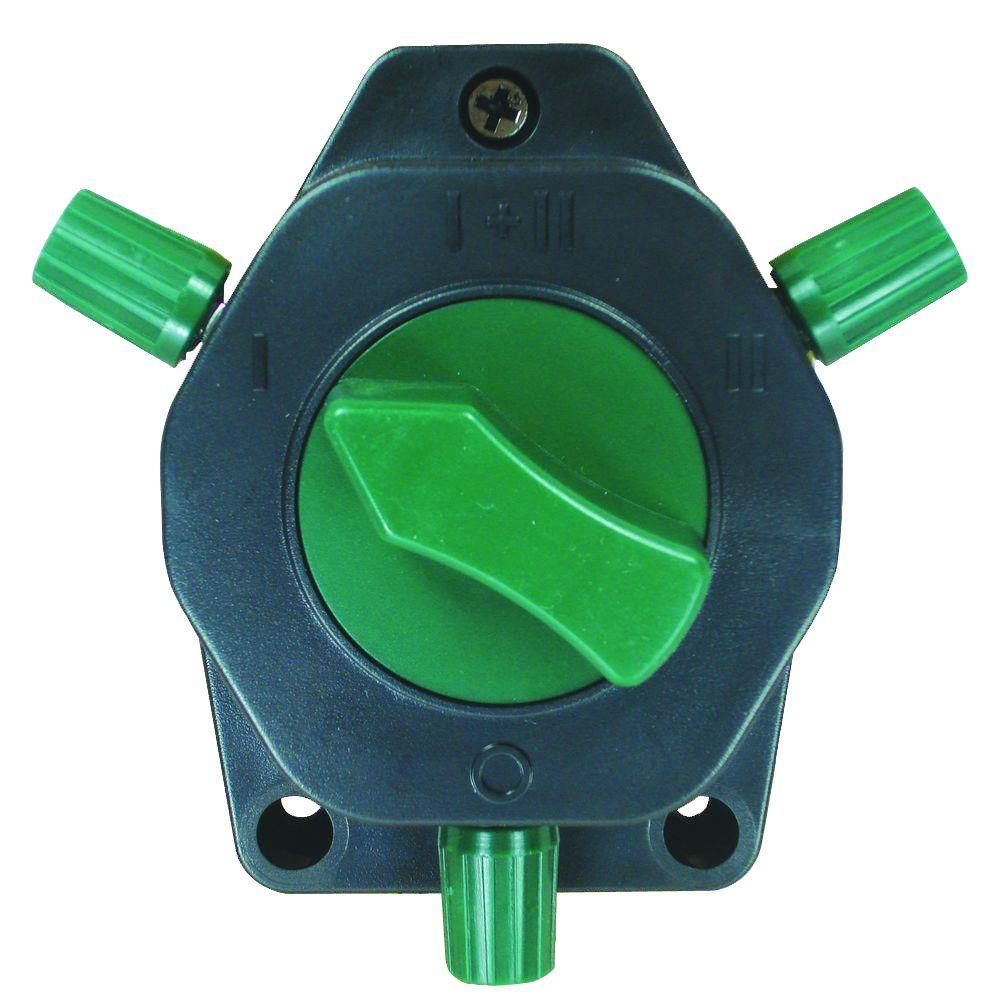 Field Guardian 3-Way Circuit Breaker/Cut Out Switch