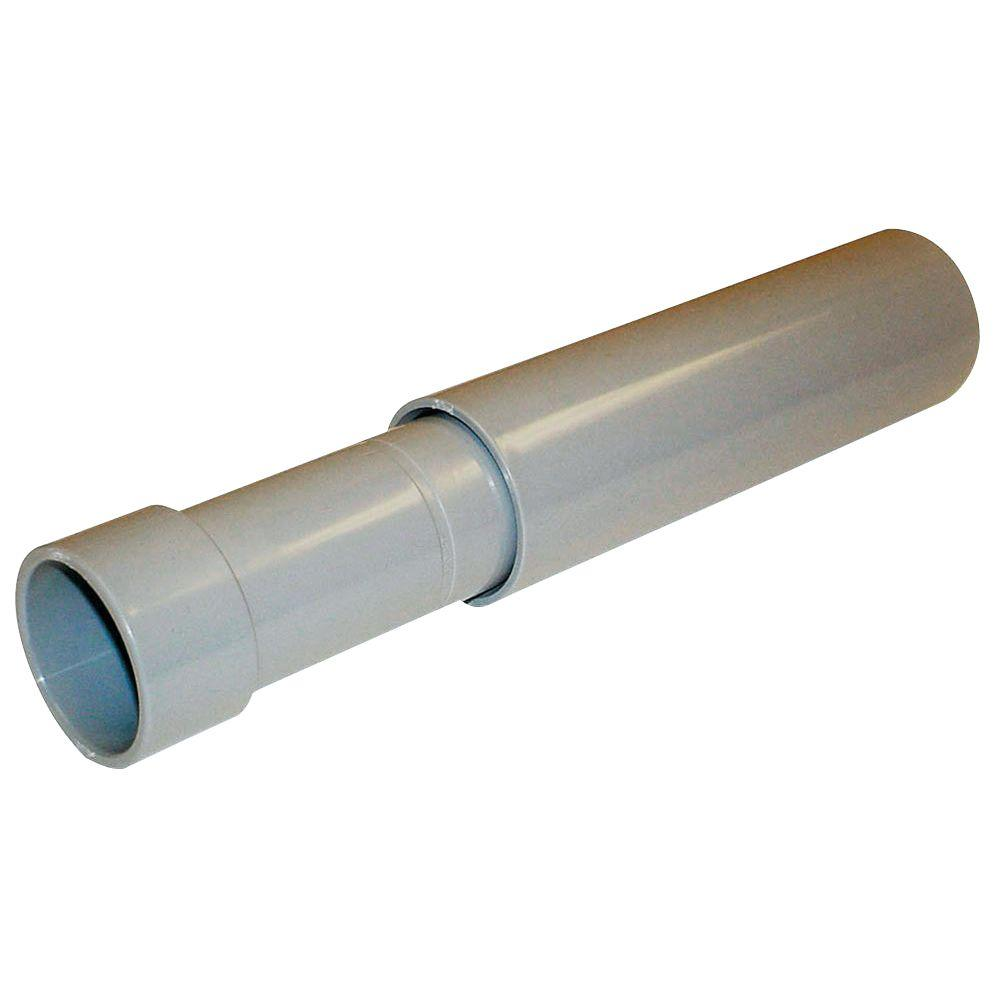 Carlon 1-1/2 in. Schedule 40 and 80 PVC Expansion Coupling (Case of 5)