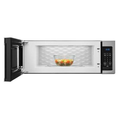 1.1 cu. ft. Over the Range Microwave in Stainless Steel