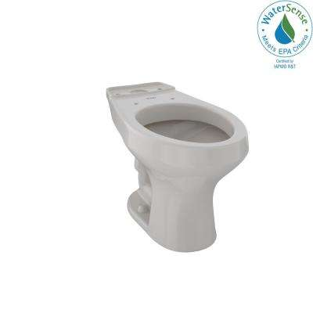 Rowan Elongated Toilet Bowl Only in Sedona Beige