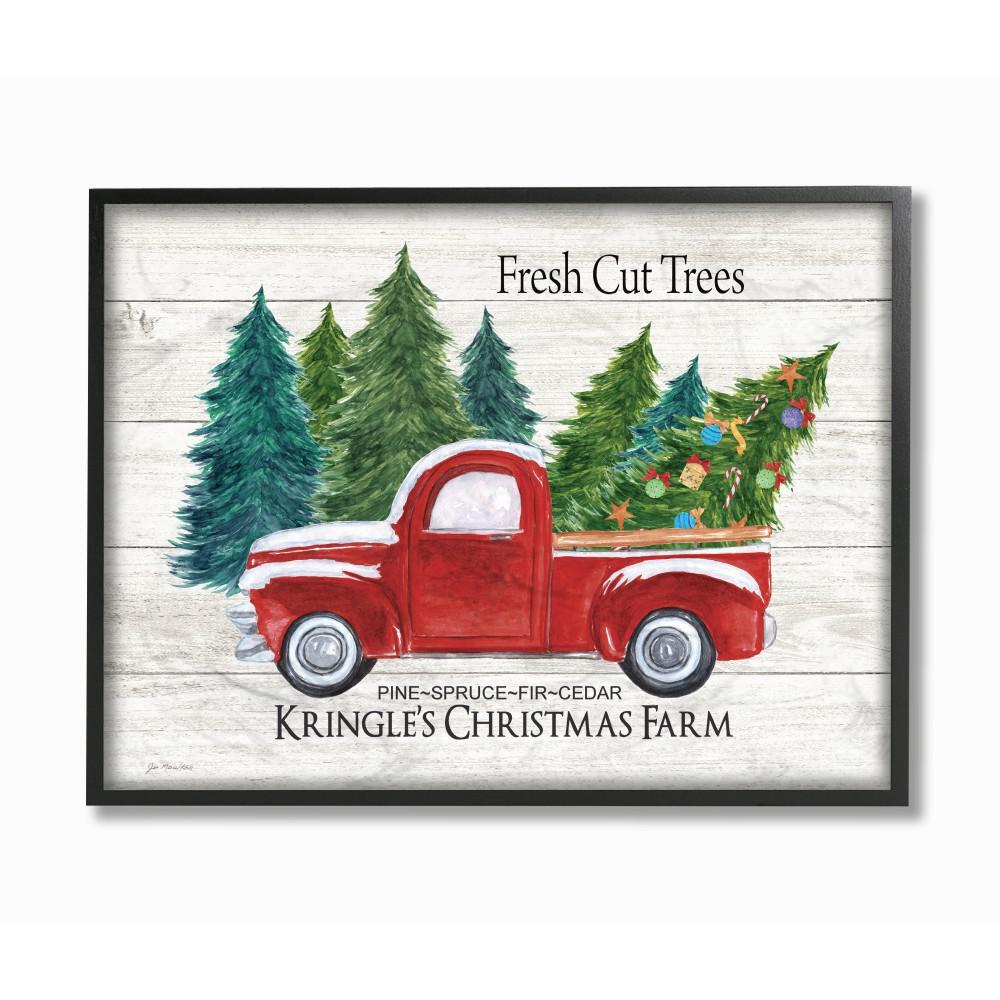 holiday rustic white fresh cut trees