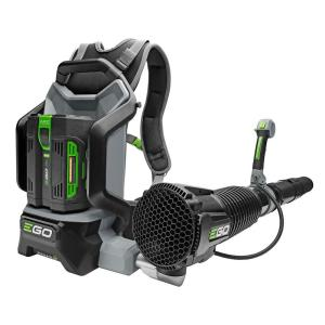 EGO 145 MPH 600 CFM 56-Volt Lithium-ion Cordless Backpack Blower with 5.0Ah Battery and Charger Included by EGO