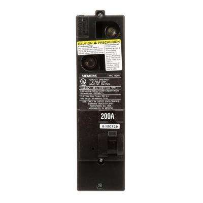 200 Amp Double-Pole 42kA Type QS Multi-Family Main Breaker