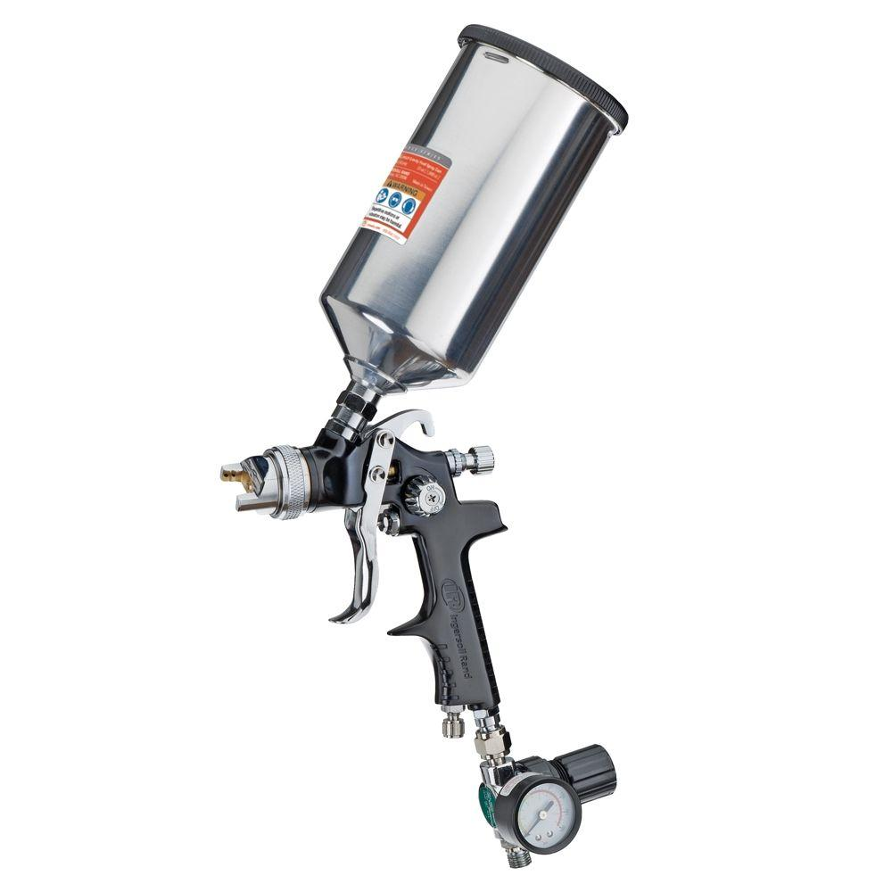 Ingersoll Rand 270 Gal Hvlp Gravity Feed Spray Gun 270g