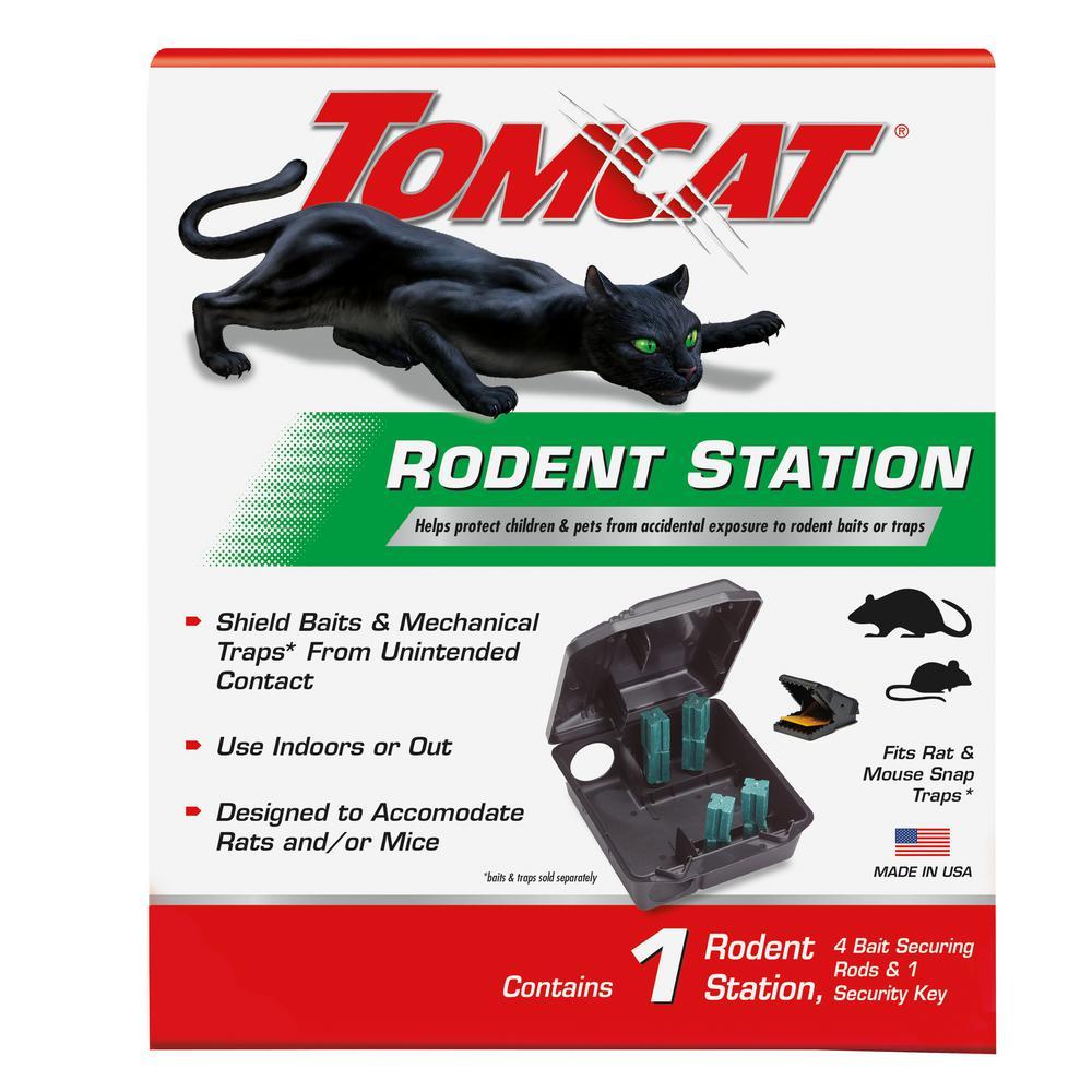 Rodent Bait Station
